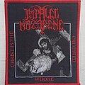 Impaled Nazarene - Patch - Impaled Nazarene Christ is the crucified whore