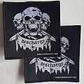 Discharge - Patch - Discharge Skulls