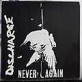 Discharge - Tape / Vinyl / CD / Recording etc - Discharge Never again