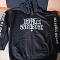 Impaled Nazarene - Hooded Top - Impaled Nazarene Goat of Mendes
