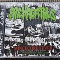 "Archagathus - Tape / Vinyl / CD / Recording etc - Archagathus Mincecore fever (7"" Anthology 2005-2010)"