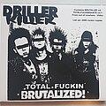 Driller Killer - Tape / Vinyl / CD / Recording etc - Driller Killer Total fucking brutalized