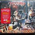 Tankard Chemical Invasion Tape / Vinyl / CD / Recording etc