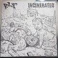P.L.F. - Tape / Vinyl / CD / Recording etc - P.L.F. / Incinerated Split