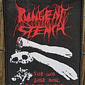 Pungent Stench For god your soul... for me your flesh Patch