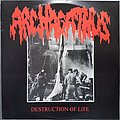 Archagathus - Tape / Vinyl / CD / Recording etc - Archagathus / Iron  Butter Split