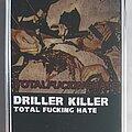 Driller Killer - Tape / Vinyl / CD / Recording etc - Driller Killer Total fucking hate / Brutalize