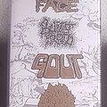 Nasty Face - Tape / Vinyl / CD / Recording etc - Nasty Face / Buffet Froid / Gout / Acid Shower Split