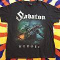Sabaton - Heroes Shirt