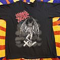 Morbid Angel - Summer Slaughter 2014 Tour Shirt
