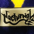 Nocturnal - Embroidered Logo Patch