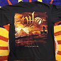 Nile - Ithyphallic Shirt for At the Gate of Sethu 2012 Tour