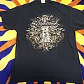 """Nightwish """"Endless Forms Most Beautiful"""" Large North America 2015 Tour T-Shirt"""