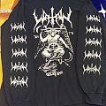 Watain - Black Metal Warfare 2015 US Tour Long Sleeve