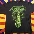 "Anthrax - ""Medusa/She's Staring at You!"" T-Shirt"