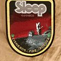Sleep 2018 Tour Exclusive Patch!!