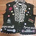 Sex Pistols - Battle Jacket - Kates punk vest