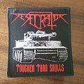 Desecrator tougher than skulls patch