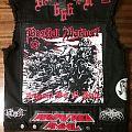 Aussie Metal kutte..updated Battle Jacket