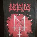 Deicide back patch