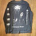 long sleeve Darkthrone shirt