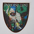 Paradise Lost - Shades Of God - Patch