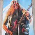 Iron Maiden / Manilla Road / Mark Shelton -  Poster
