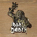 Iron Maiden - Pin / Badge - Iron Maiden - No Prayer For The Dying - Pin