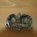 Iron Maiden - Pin / Badge - Iron Maiden - Fear Of The Dark - Pin