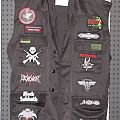 Darkthrone - Battle Jacket - Jacke aus Holz