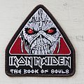 Iron Maiden - Book Of Souls  Patch