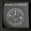 Chapel Of Disease - Official Logo Patch
