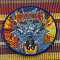 Benediction - Organized Chaos - Patch