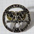 Iron Maiden - Pin/Badge