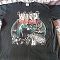 WASP - 89 & Headless European Tour Shirt