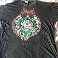 Unleashed - Where No Live Dwells World Tour 1991 Original TShirt or Longsleeve