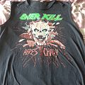 Overkill Heres Chaly TShirt or Longsleeve