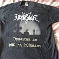 Desaster - Official Irish Tour Shirt 2008