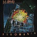 Def Leppard - TShirt or Longsleeve - Pyromania album cover