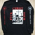 Fuck Christ Tour 1993 LS TShirt or Longsleeve