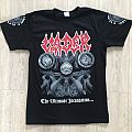 Vader - TShirt or Longsleeve - Vader - The Ultimate Incantation 25 Years Anniversary Tour