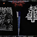 Abigor - TShirt or Longsleeve - Abigor ( channeling the quintessence of satan),,, t-s
