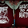Dying Fetus (subjected to a beating),,, t- shirt