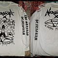 Necrodeath - TShirt or Longsleeve - Necrodeath,, (the shining pentagram),,,L-S