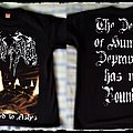 Deeds Of Flesh - TShirt or Longsleeve - Deeds Of Flesh (reduced to ashes ) t-s