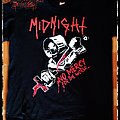 MIDNIGHT,,(no mercy for the world)...t-s TShirt or Longsleeve