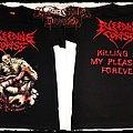 bleeding corpse TShirt or Longsleeve