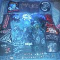 Battle Jacket King Diamond Hand painted