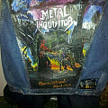 Hand Painted Backpatch