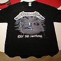 Metallica - TShirt or Longsleeve - Metallica - Ride the lightning Official t-shirt